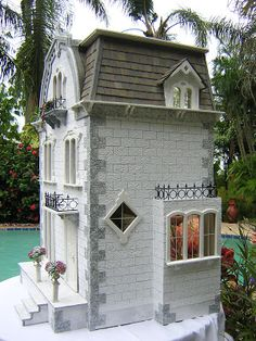Dollhouses by Robin Carey: The Willowcrest
