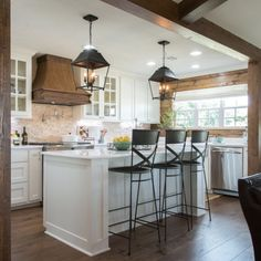 """It's almost like those wooden beams are whispering to you, """"Move to Waco…"""" 
