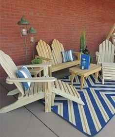 Shop Hand Crafted Adirondack Chairs And Outdoor Furniture At Woodstock  Furniture U0026 Mattress Outlet In