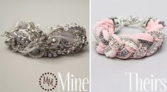 The Scrap Shoppe: Eclectic Braided Bracelet