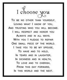 Ideas Wedding Quotes And Sayings Vows Future Husband Wedding Vows To Husband, Our Wedding, Autumn Wedding, Trendy Wedding, Modern Wedding Vows, Simple Wedding Vows, Wedding Vows That Make You Cry, Traditional Wedding Vows, Wedding Script