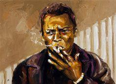 Victor Bauer - Miles Davis #5