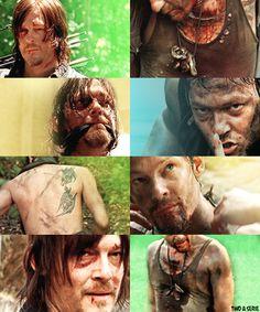 Daryl Dixon - Norman Reedus - The Walking Dead - TWD