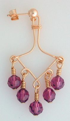 WigJig Chandelier Earrings