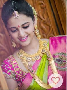 South Indian bride look like an angel.....!!! gorgeous wedding collections for you.....!!!