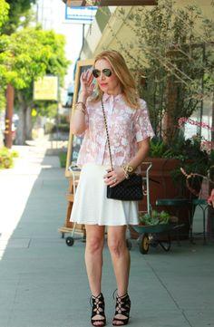 #Topshop Top, #Rebeccaminkoff Bag, Dolce Vita Heels