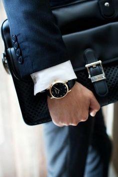 腕時計で日常を少しだけ上質にしたい|男性腕時計コレクション日記