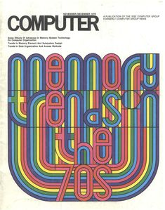 Vintage Computer Magazine Covers