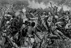 Ethiopian victory over italians in battle of Adowa 1896