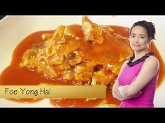 Zelf thuis echte Chinese Foe Yong Hai met kip maken - YouTube