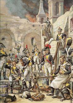 ZARAGOZA.-December 20, 1808