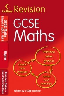 GCSE Maths: Higher: Revision Guide + Exam Practice Workbook by unknown author Gcse Maths Revision, Science Revision, Practice Exam, Writing Practice, Revision Guides, Math Questions, Book Summaries, Good Books, Amazing Books