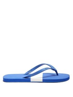 Orlebar Brown Haston Rubber Flip Flops discount really for sale finishline sale pay with visa cheapest price cheap price discount low shipping wlWn1k