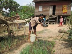 I made a difference in the world with KARMAKARMA. http://karmakarma.com  Provide a water filter for a rural family in Cambodia for a day.