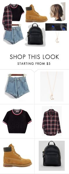 """Inspiration: Malia Hale/Tate"" by liligrierreakendunbarstilinski on Polyvore featuring mode, Full Tilt, Madewell, Timberland et New Look"