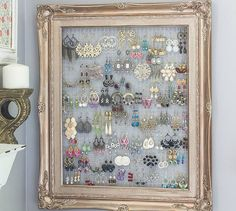25 Awesome Things You Didn't Know You Could Do With Old Picture Frames