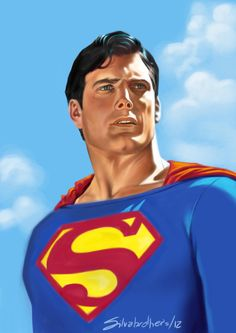 Still my concept of the quintessential Superman.