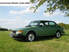 1982 Saab 99 Turbo 2 doors coupe