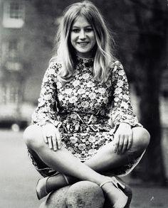 Helen Mirren in the 70's