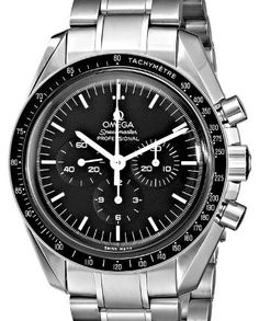 You may recall the so-called Moon Watch from the Man's Guide to Buying Aviation Watches, but Ed White's famous Omega was actually a racing chronograph.