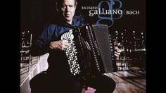 JS Bach, Richard Galliano - I love this album - he's an absolutely amazing accordion player whether it be Bach or a bit of 'Libertango' it's a real treat  :)