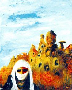 Fikret Otyam Sculpture Museum, Turkish Art, Watercolor, Walls, Paintings, Artist, Creativity, Pictures, Watercolour