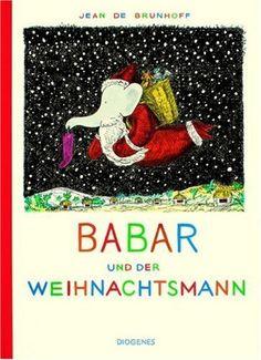 Babar und der Weihnachtsmann:Amazon.de:Bücher