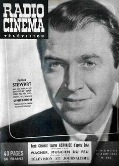 Aug 1955.  Jimmy Stewart.