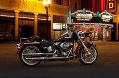 Photo of a 2014 Harley-Davidson® FLSTN Softail® Deluxe