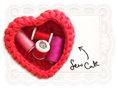 If you are like me, you can never have enough storage for bits and bobs. But why have boring old round baskets when you can have cute heart shaped baskets to brighten up your space. These little crochet baskets work up quickly with Zpagetti yarn and make a great gift for yourself or a special friend. Fill them with sweet...