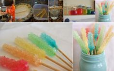 DIY Delicious Rock Candy » Home Best Project