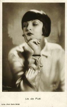 Lya De Putti (January 10, 1897 – November 27, 1931)