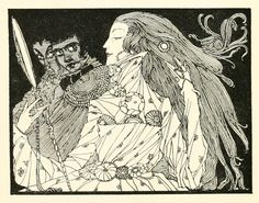 In 1922, Harrap published The Fairy Tales of Perrault with pictures by Ireland's Illustration God Harry Clarke
