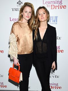 Star Tracks: Thursday, December 17, 2015   DOUBLE THE SUPPORT   Also in attendance for Patricia Clarkson's celebration in N.Y.C. on Tuesday: Mamie and Grace Gummer.