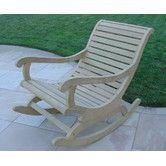 Found it at Wayfair - Roble Wood Rocking Chair