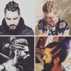 Male braids 2016