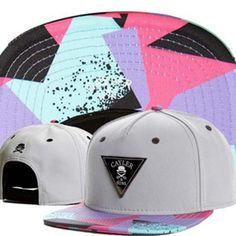 6Style Swag Cayler Sons Snapback Caps Flat Hip Hop Cap Baseball Hat Hats For Men