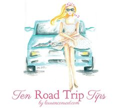Ten Tips for Planning the Perfect Road Trip #summer #getaway