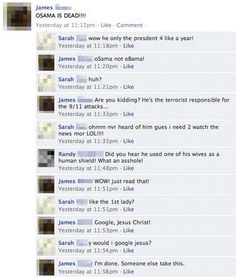 stupidity at its finest