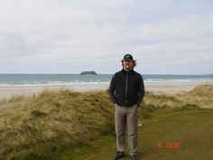 Ballyliffin 2007, The Old Course