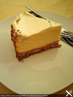 Der unglaublich cremige NY Cheese Cake. immer wieder lecker!!!