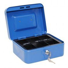 Strend Pro Skrinka CashBox 200x160x90 mm, na peniaze Prince