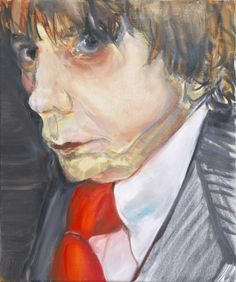 Phil Spector – To Know Him is to Love Him, 2011, by Marlene Dumas