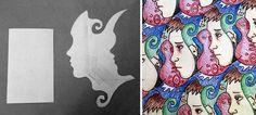 tessellation art lesson plan: