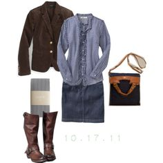 appointments by brim2 on Polyvore featuring Old Navy, J.Crew, Frye and Lucky Brand