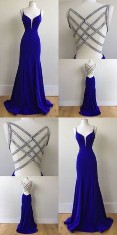 graduation vestidos Royal Blue Prom Dress For Teens, Prom Dresses, Graduation School Party Gown, Royal Blue Prom Dresses, Cute Prom Dresses, Backless Prom Dresses, Dance Dresses, Homecoming Dresses, Sexy Dresses, Elegant Dresses, Beautiful Dresses, Dress Outfits