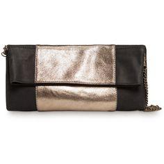 MANGO Handbag ($110) ❤ liked on Polyvore