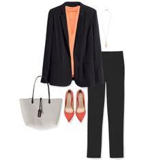 Summer Suit look 1