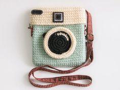 The Secreter: Monedero de crochet estilo Instagram