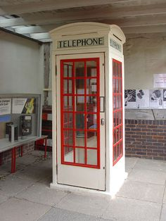 London Telephone Booth, Vintage Telephone, British Pub, Little Library, Coffee To Go, Police Box, Post Box, Exhibition, Retro Furniture